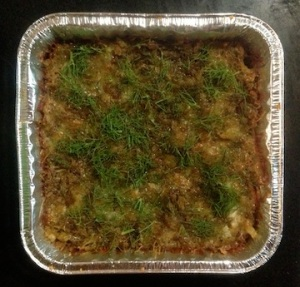 fennel baked